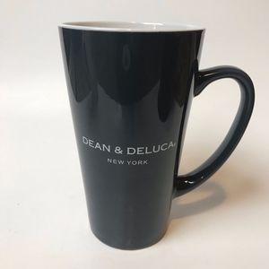 Dean & Deluca New York Dark Gray Ceramic Mug